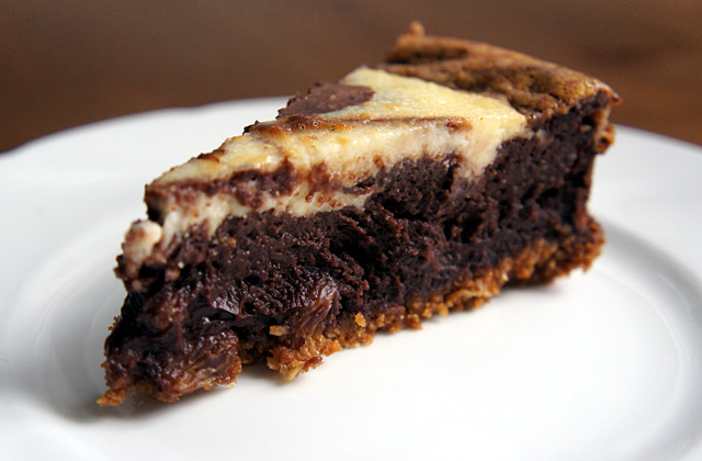 Chocolate Marble Cheesecake Recipes — Dishmaps